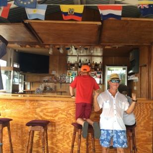 Ryan, John & Ronan in Petite St. Vincent (2016)