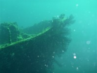Lesleen M Wreck in St. Lucia (Jan. 2018)