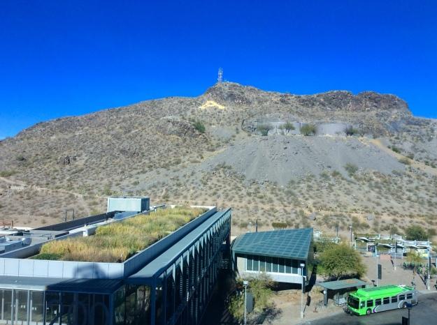 Mount Tempe, AZ (elevation 1495')