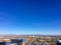 View from atop Mount Tempe