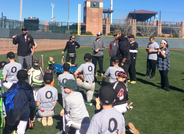 End of Day 2 pep talk, Q&A and prizes