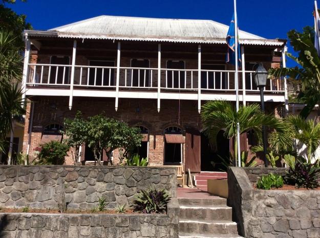 Old Gin House Hotel & Restaurant, St. Eustatius (2018)