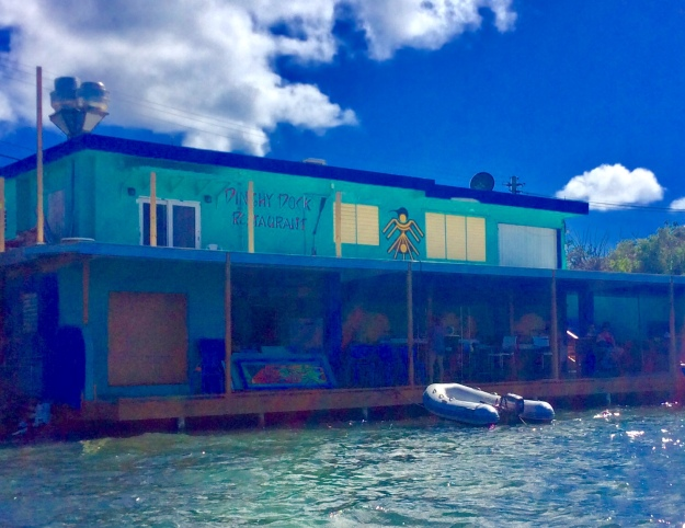 Dodgy Dock, Culebra, Puerto Rico
