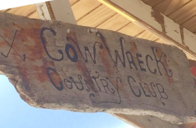 Cow Wreck Country Club, Anagada, BVIs (March 2018)