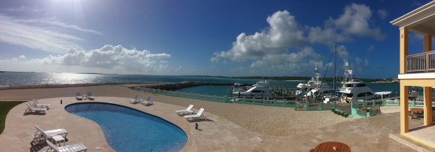 Flying Fish Marina, Long Island, Bahamas