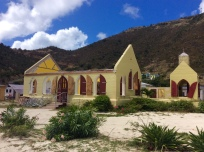 Church, Great Harbor, Jost Van Dyke, BVIs (March 2018)