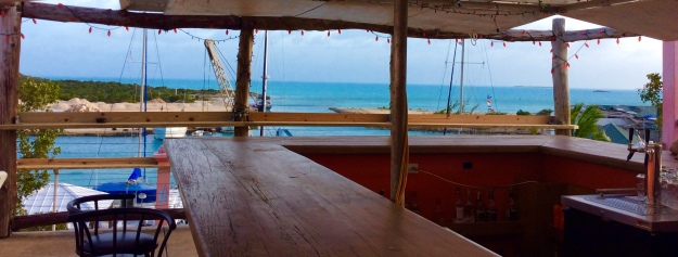 Bob's place at Southside Marina, Providenciales Turks & Caicos
