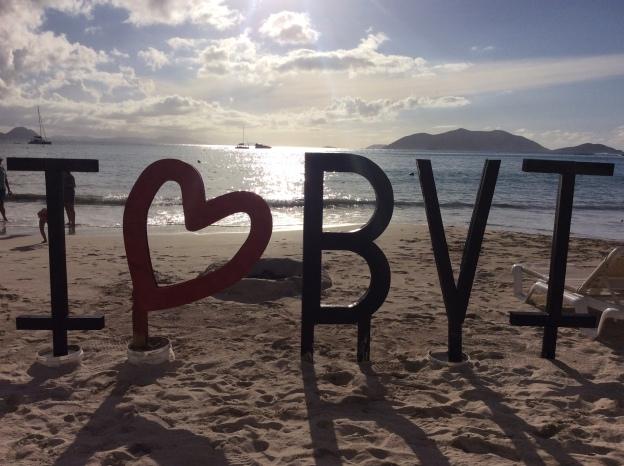 Cane Garden Bay, BVIs (March 2018)