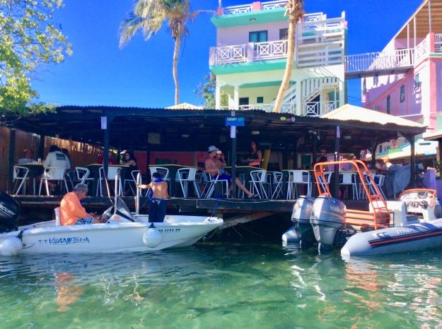 Mamacita's Waterfront Grill Culebra, Puerto