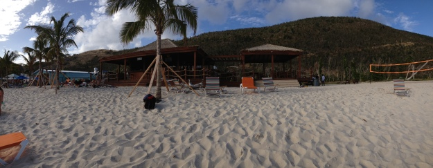 Soggy Dollar & Hendo's, White Bay, Jost Van Dyke, BVIs, (March 2018)