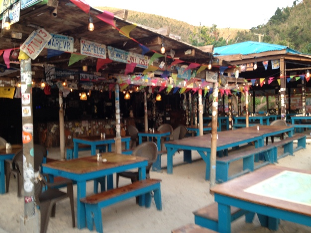 Foxy's ,Great Harbor, Jost Van Dyke, BVIs, (March 2018)