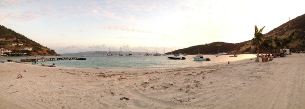 Great Harobor, Jost Van Dyke (March 2018)