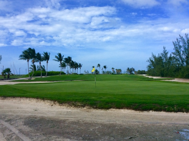 Sandals Golf Course, Emerald Bay, Exumas, Bahamas