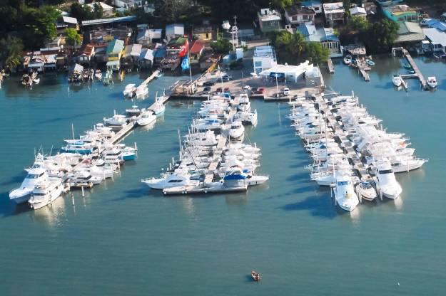 Marina Pescaderia, Cabo Rojo, Puerto Rico