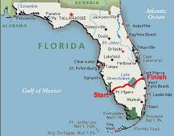 FLORIDA: EAST TO WEST COAST ACROSS THE OKEECHOBEE WATERWAY ...